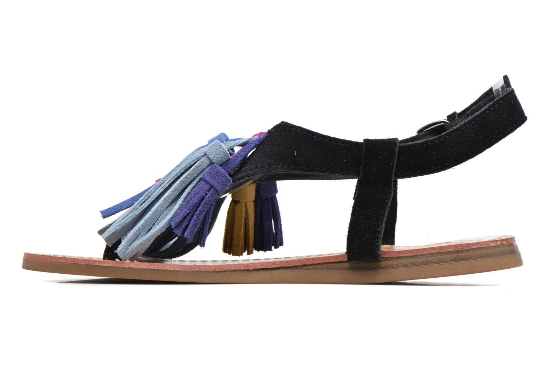 Los últimos zapatos de descuento para hombres y mujeres Les Tropéziennes par M Belarbi Gorby (Negro) - Sandalias en Más cómodo