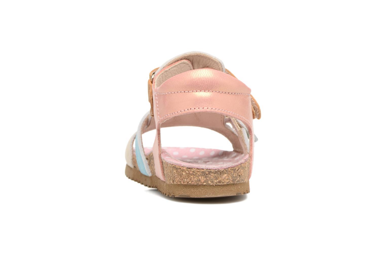 Bio Sandaal Pink