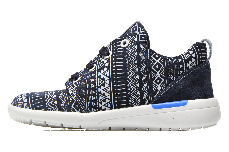 Sneakers Shoesme Run flex Blå se forfra