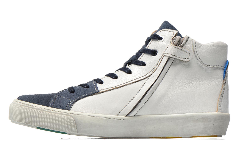 Sneakers Shoesme Vulcan Blå se forfra