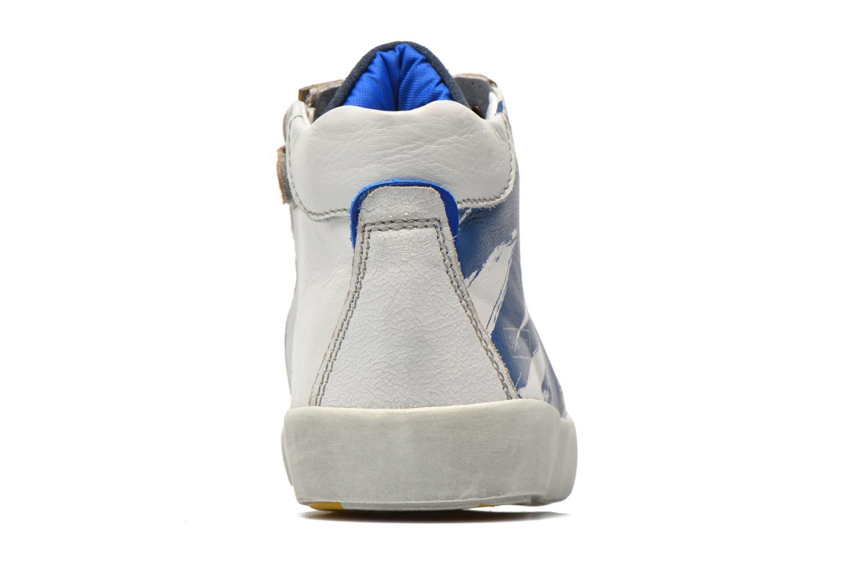 Sneakers Shoesme Vulcan Blå Se fra højre