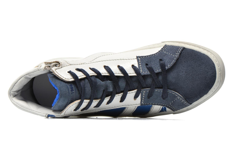 Baskets Shoesme Vulcan Bleu vue gauche