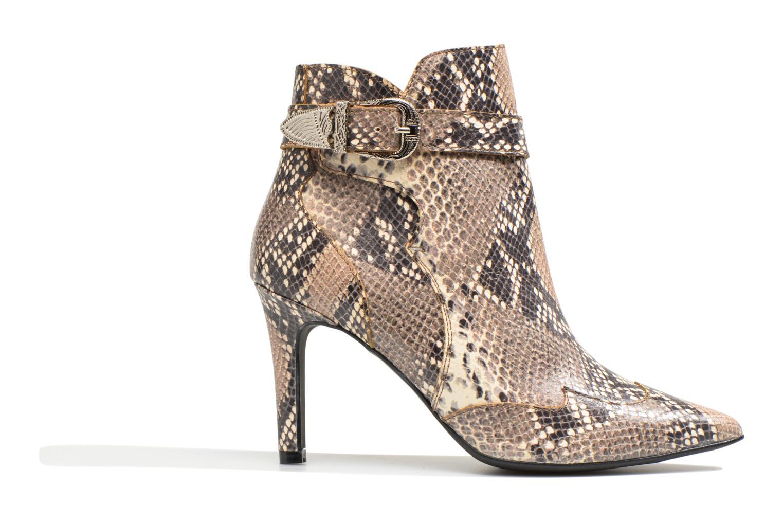 Bottines et boots Made by SARENZA Western Fever #6 Multicolore vue détail/paire