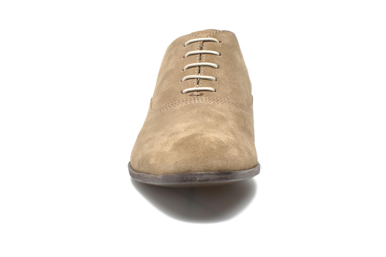 Chaussures à lacets Marvin&Co Nicolieu Beige vue portées chaussures
