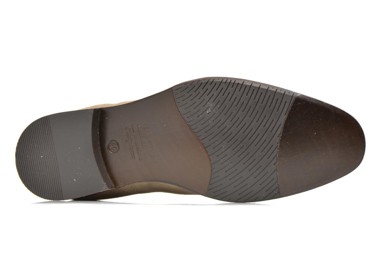 Chaussures à lacets Marvin&Co Nicolieu Beige vue haut
