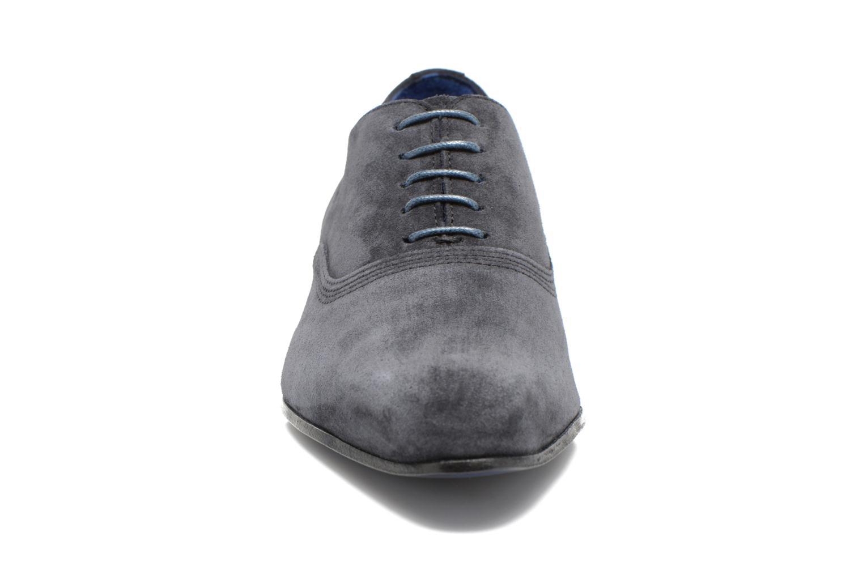 Zapatos con cordones Marvin&Co Nagoli Azul vista del modelo