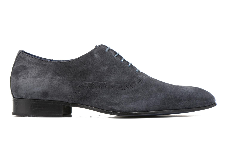 Zapatos con cordones Marvin&Co Nagoli Azul vistra trasera