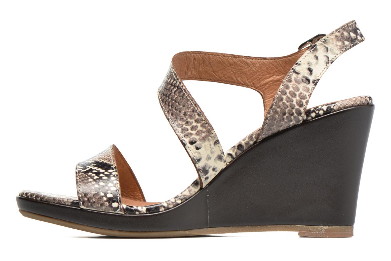 Sandali e scarpe aperte Georgia Rose Ecarme Beige immagine frontale