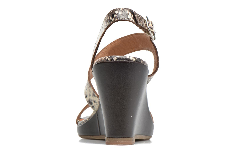 Sandali e scarpe aperte Georgia Rose Ecarme Beige immagine destra