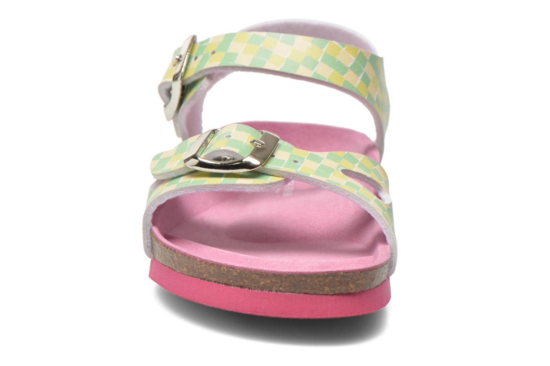 Sandales et nu-pieds Agatha Ruiz de la Prada Bio Agatha Vert vue portées chaussures