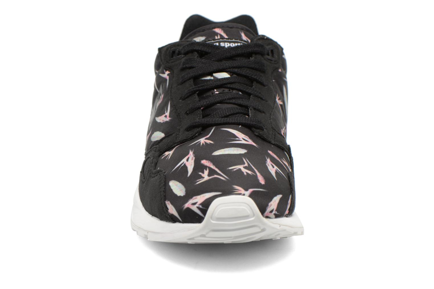 Trainers Le Coq Sportif LCS R900 W Bird Of Paradise Black model view