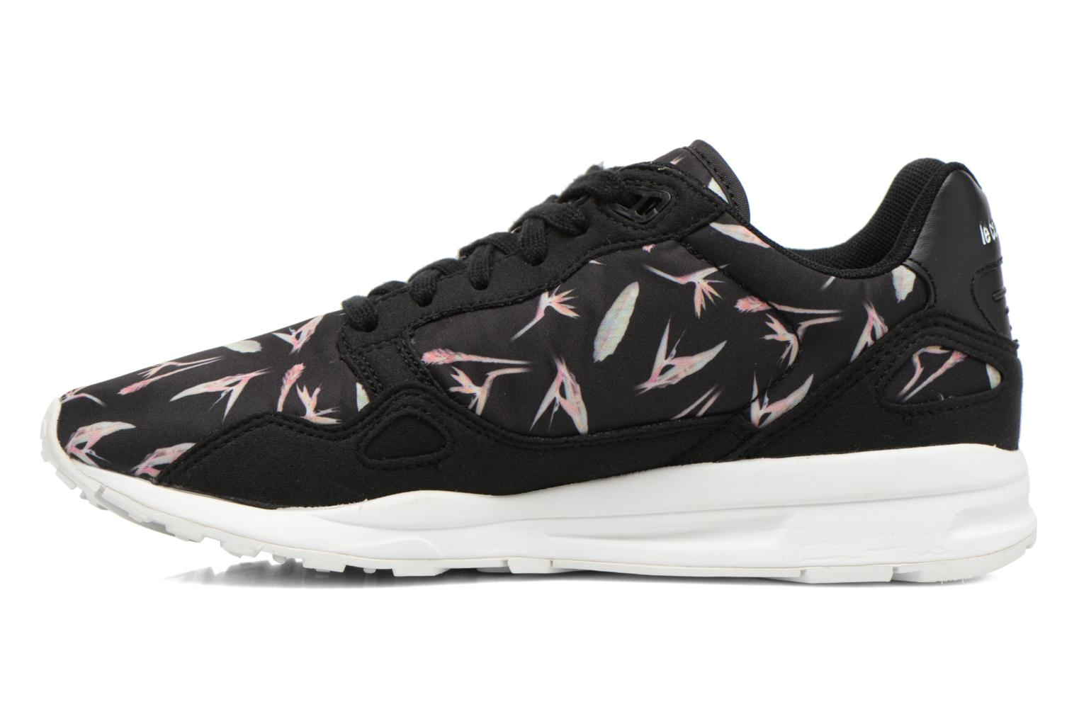 Trainers Le Coq Sportif LCS R900 W Bird Of Paradise Black front view