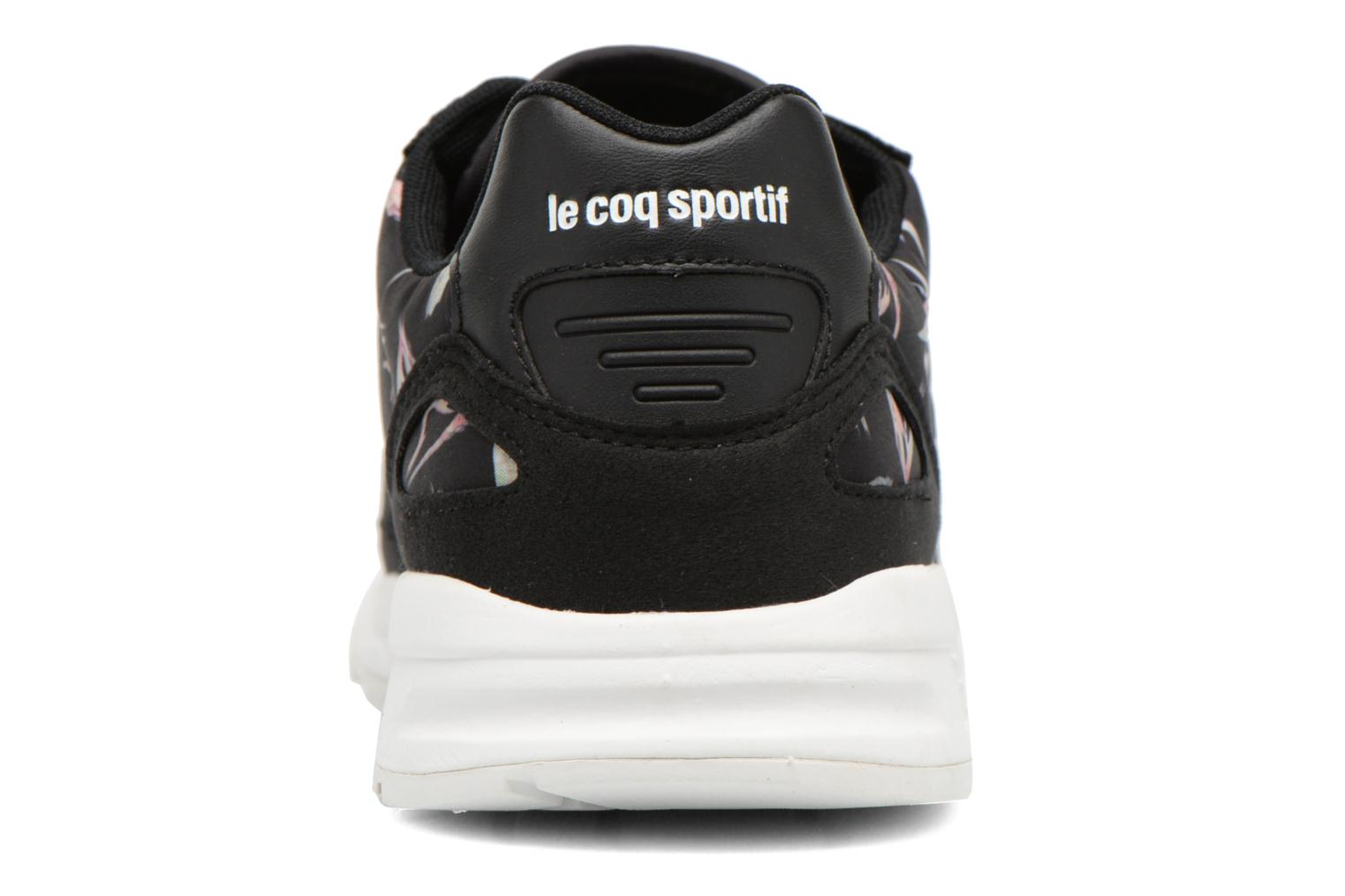 Trainers Le Coq Sportif LCS R900 W Bird Of Paradise Black view from the right