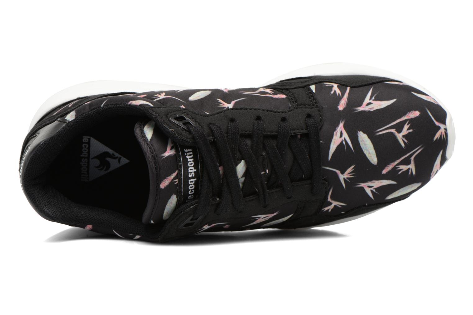 Trainers Le Coq Sportif LCS R900 W Bird Of Paradise Black view from the left