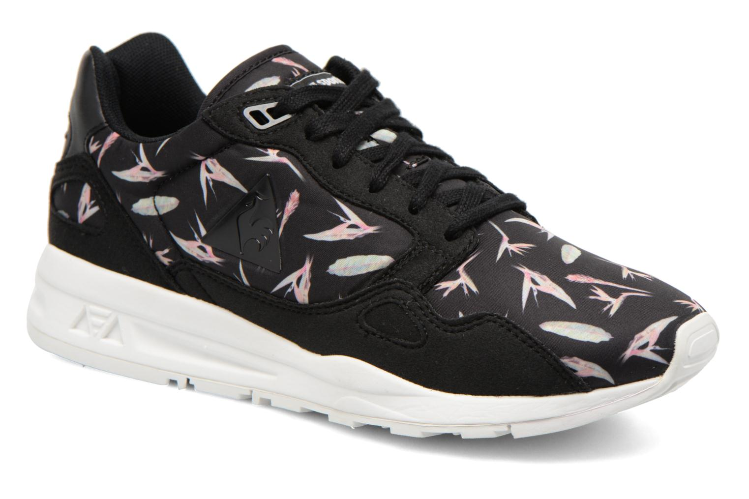 Trainers Le Coq Sportif LCS R900 W Bird Of Paradise Black detailed view/ Pair view