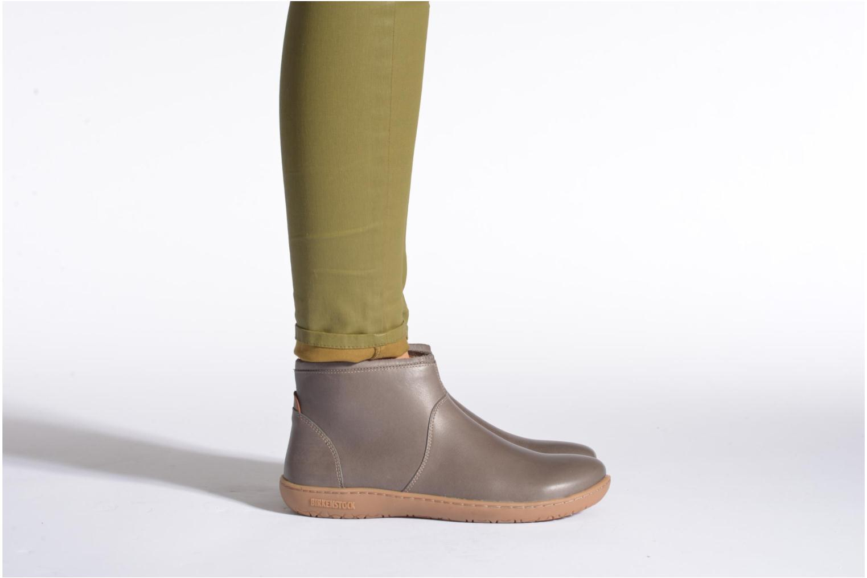 Bottines et boots Birkenstock Bennington Noir vue bas / vue portée sac