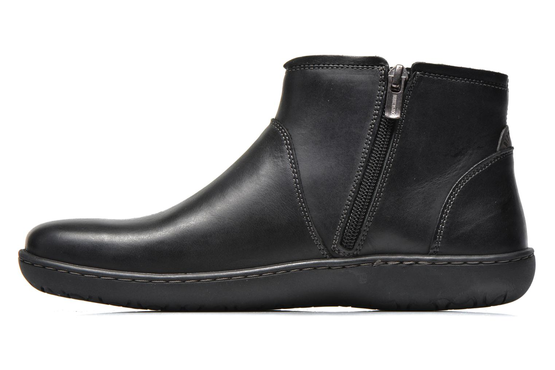 Bottines et boots Birkenstock Bennington Noir vue face