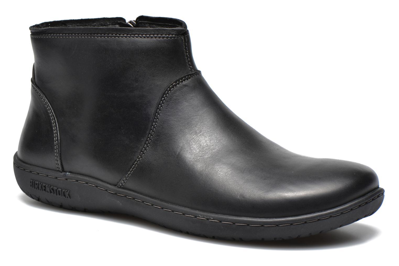 Birkenstock Bennington (Noir) - Bottines et boots chez Sarenza (244722)