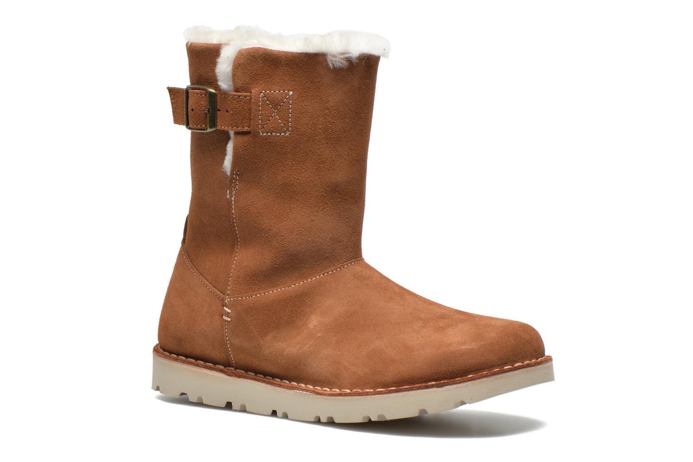 Bottines et boots Birkenstock Westford Marron vue détail/paire