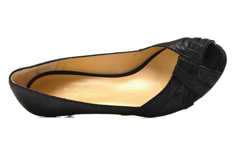 Zapatos de tacón Jonak Dalmer Negro vista lateral izquierda