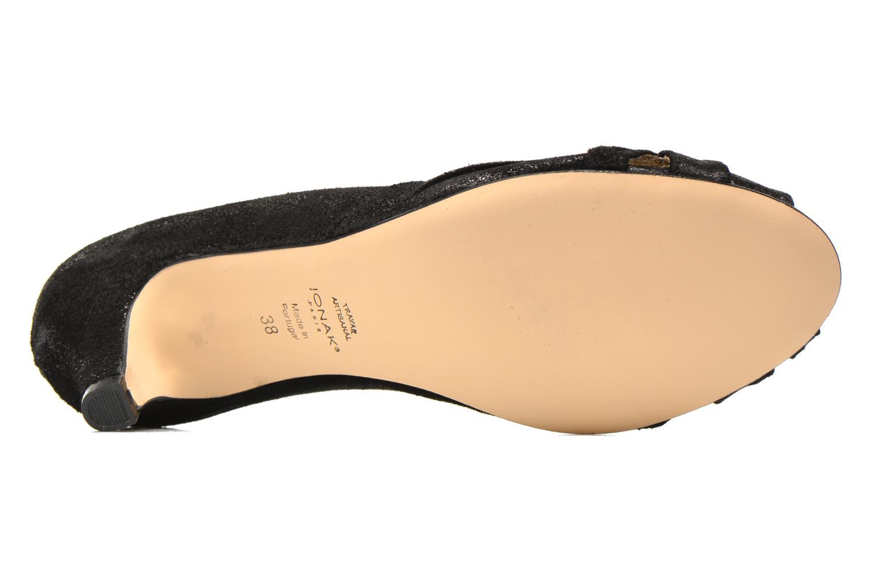 Zapatos de tacón Jonak Dalmer Negro vista de arriba