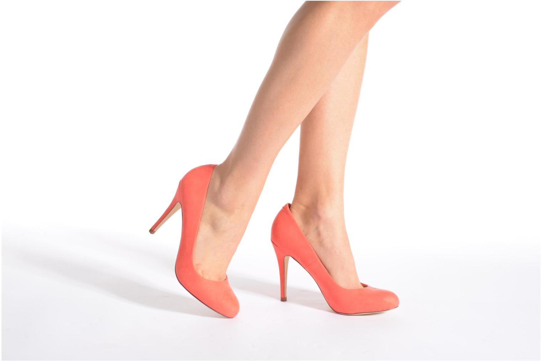 Zapatos de tacón Blink Tilda Rosa vista de abajo
