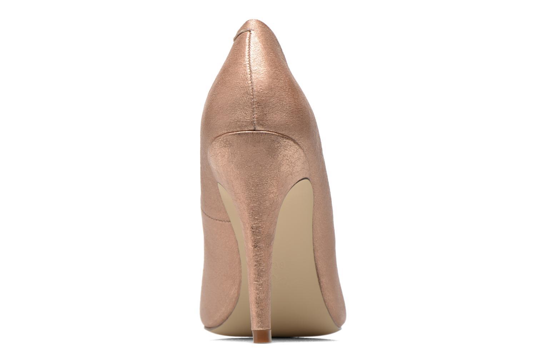 Zapatos de tacón Blink Tilda Rosa vista lateral derecha