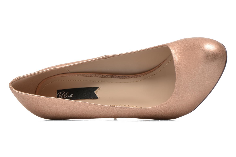 Zapatos de tacón Blink Tilda Rosa vista lateral izquierda