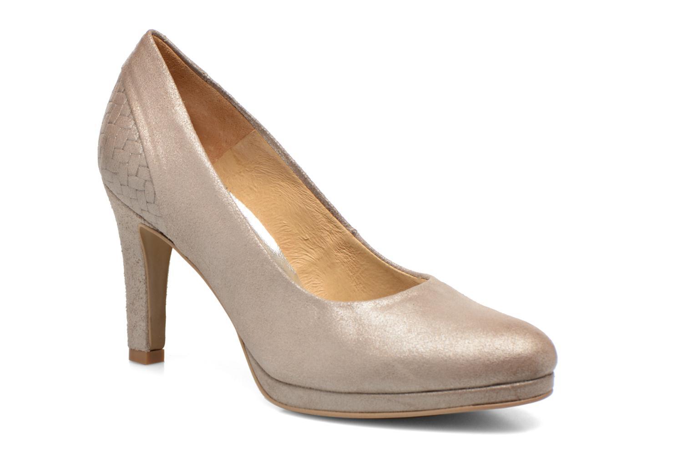 Zapatos de tacón Myma Hewin Beige vista de detalle / par