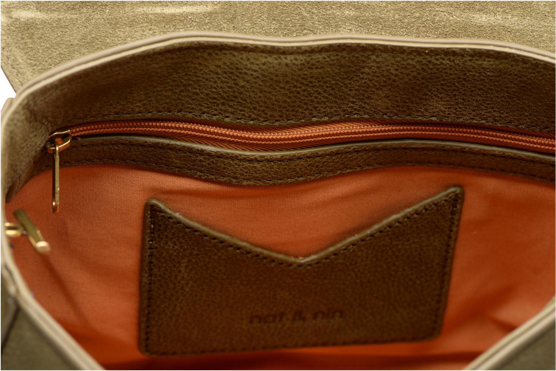 Handbags Nat & Nin Nova Green back view