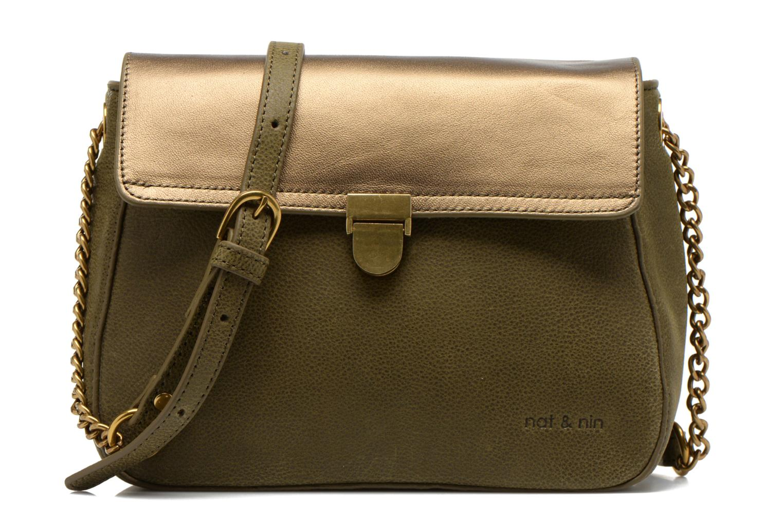 Handbags Nat & Nin Nova Green detailed view/ Pair view