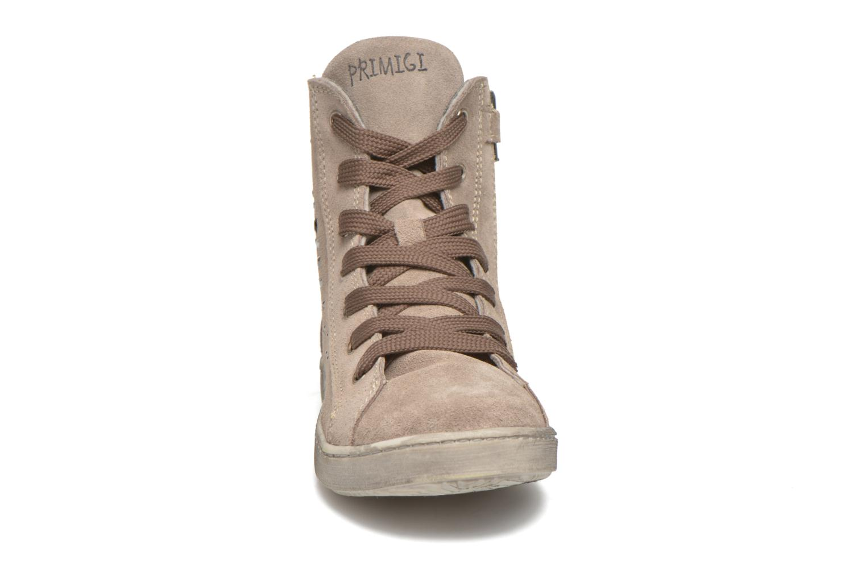 Lace-up shoes Primigi Mariana Brown model view