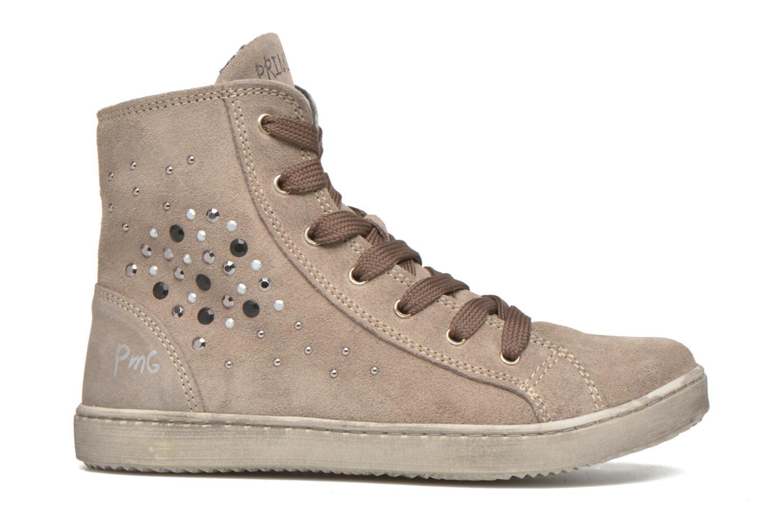 Lace-up shoes Primigi Mariana Brown back view