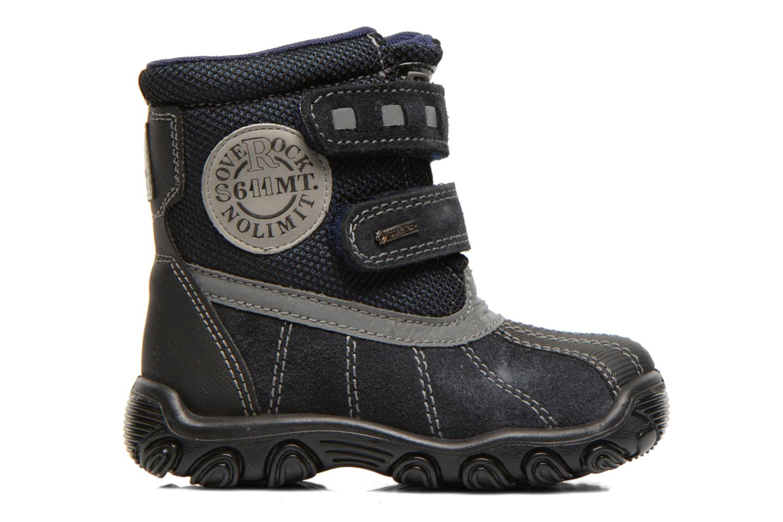Bottines et boots Primigi Rocha-E Bleu vue derrière