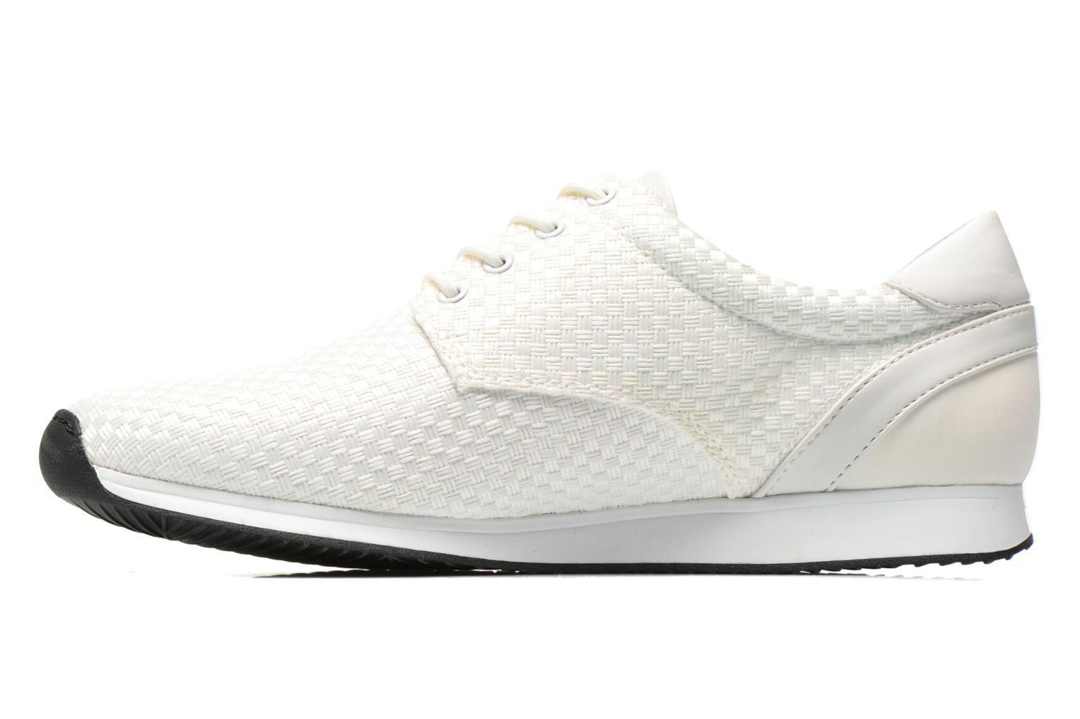 Sneakers Vagabond Shoemakers Kasai 4125-181 Bianco immagine frontale