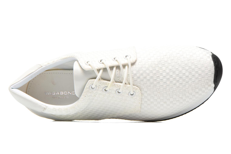 Sneakers Vagabond Shoemakers Kasai 4125-181 Bianco immagine sinistra