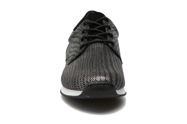Baskets Vagabond Shoemakers Kasai 4125-183 Argent vue portées chaussures