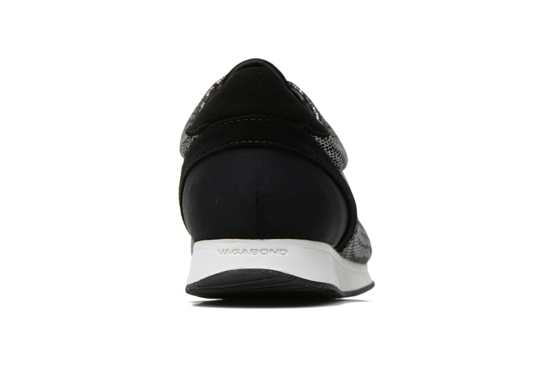 Baskets Vagabond Shoemakers Kasai 4125-183 Argent vue droite