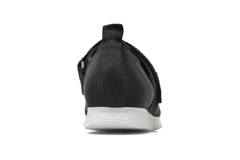 Baskets Vagabond Shoemakers Kasai 4125-039 Noir vue droite