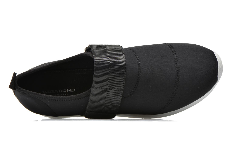 Baskets Vagabond Shoemakers Kasai 4125-039 Noir vue gauche
