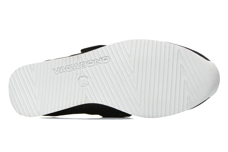 Baskets Vagabond Shoemakers Kasai 4125-039 Noir vue haut