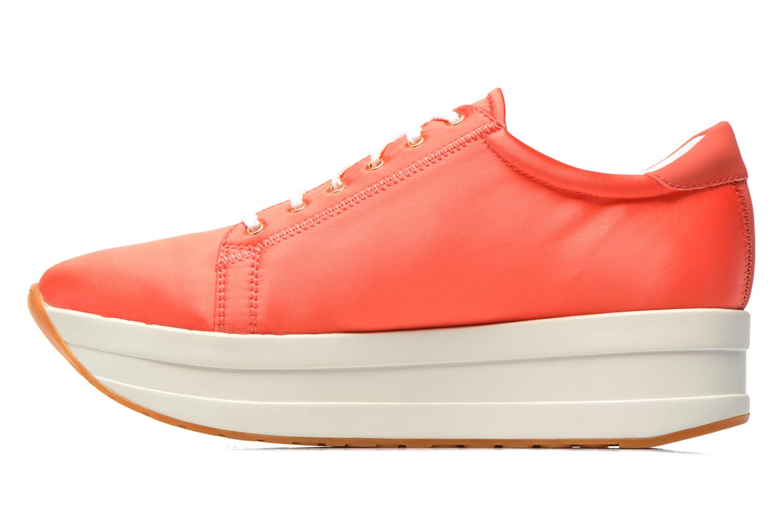 Baskets Vagabond Shoemakers Casey 4322-085 Orange vue face