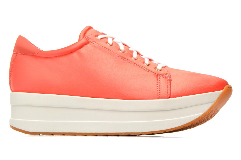 Baskets Vagabond Shoemakers Casey 4322-085 Orange vue derrière