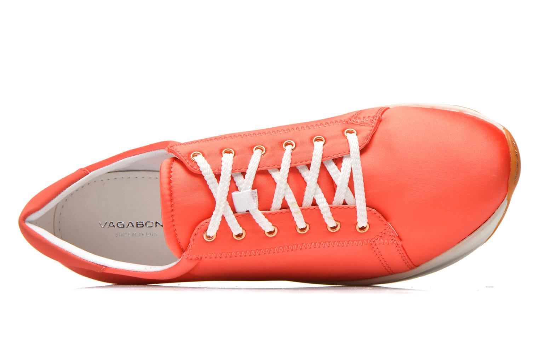 Baskets Vagabond Shoemakers Casey 4322-085 Orange vue gauche