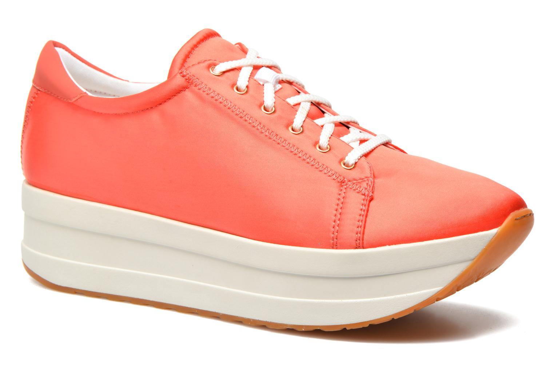 Sneakers Vagabond Casey 4322-085 Orange detaljeret billede af skoene