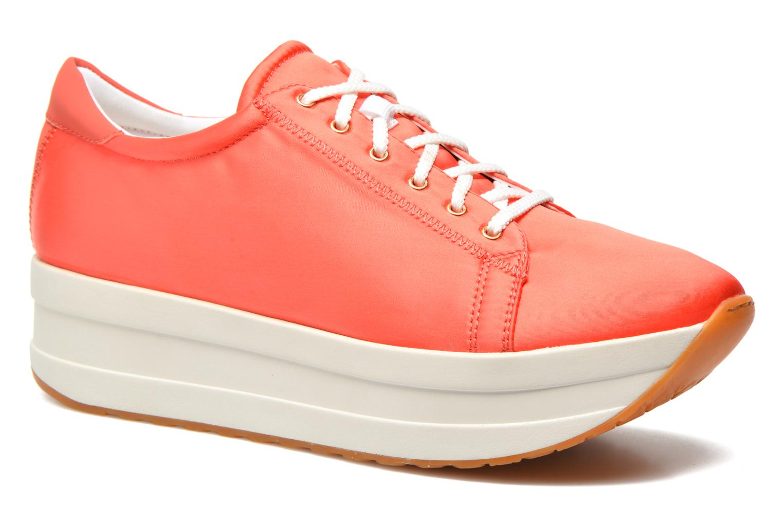 Baskets Vagabond Shoemakers Casey 4322-085 Orange vue détail/paire