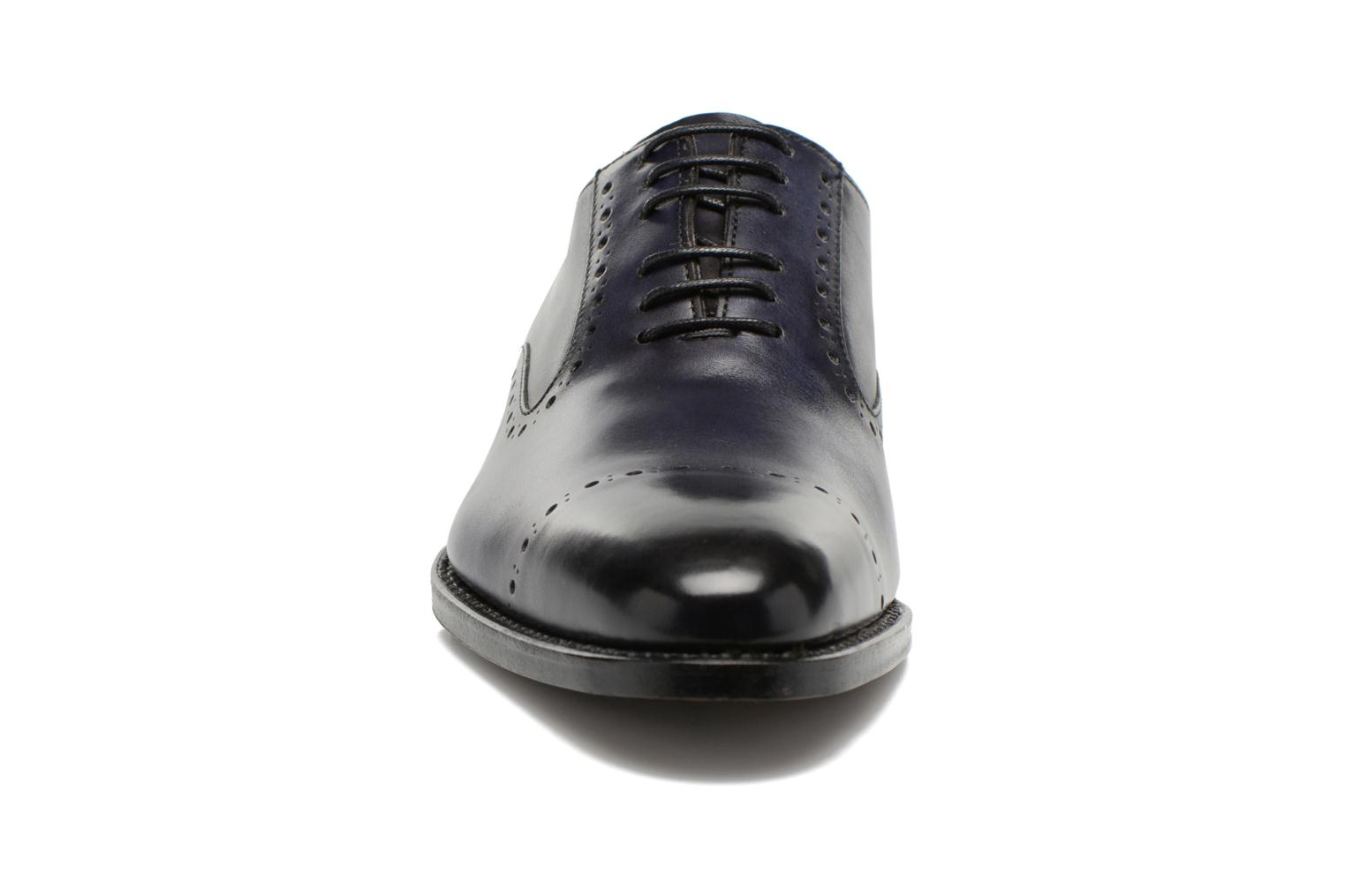 Lace-up shoes Marvin&Co Luxe Wiwaldi Blue model view
