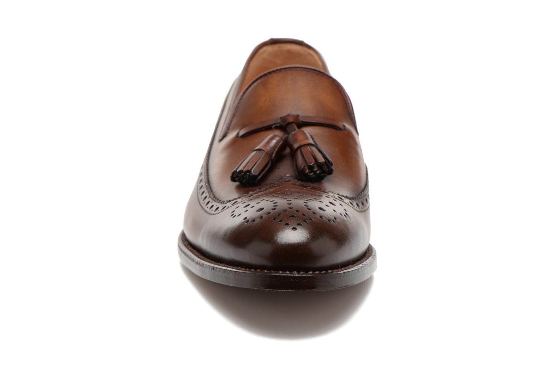 Slipper Marvin&Co Luxe Wallas - Cousu Blake braun schuhe getragen