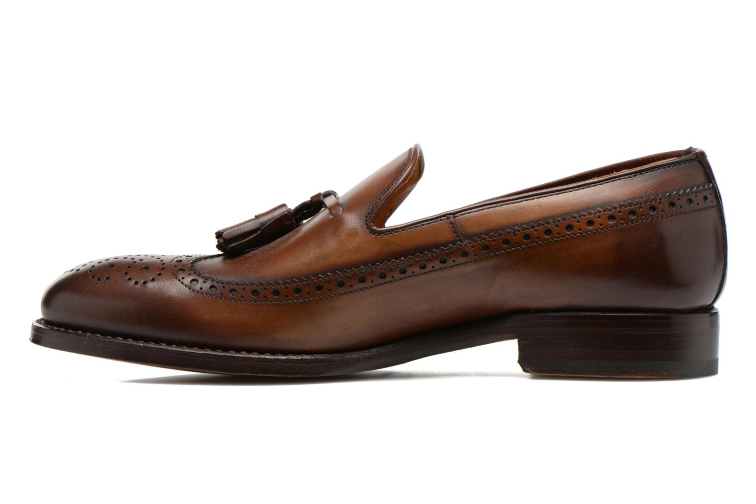 Loafers Marvin&Co Luxe Wallas Brown front view
