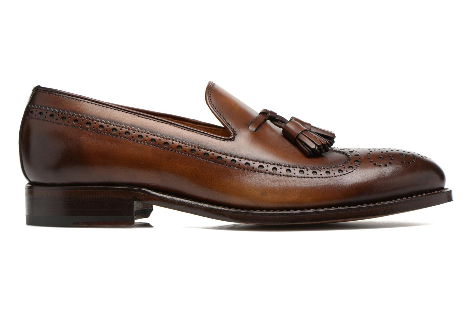 Loafers Marvin&Co Luxe Wallas Brown back view